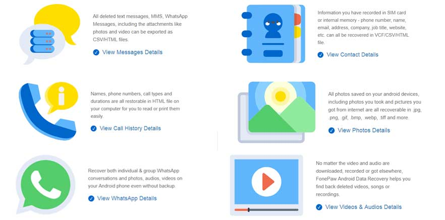 Recover Deleted Android Data,Images,Whatsapp messages, Video