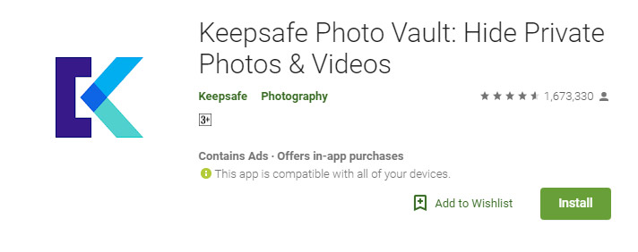 KeepSafe-private-cloud