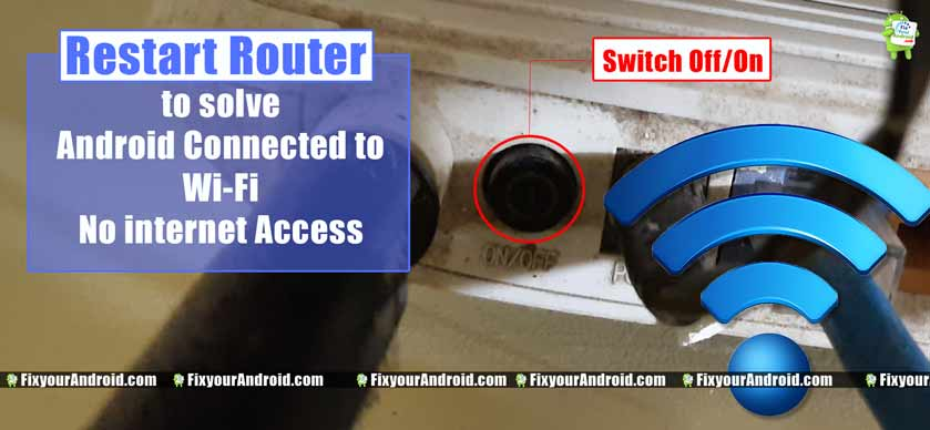 Restart-Router-and-device-to-Solve-Android-WiFi-connected-but-no-Internet