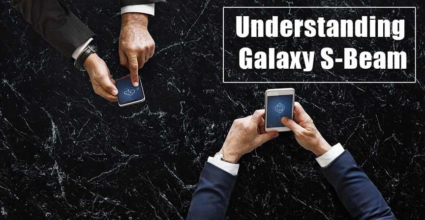 Samsung-Galaxy-S-Beam. How-to-Use-Galaxy S-beam