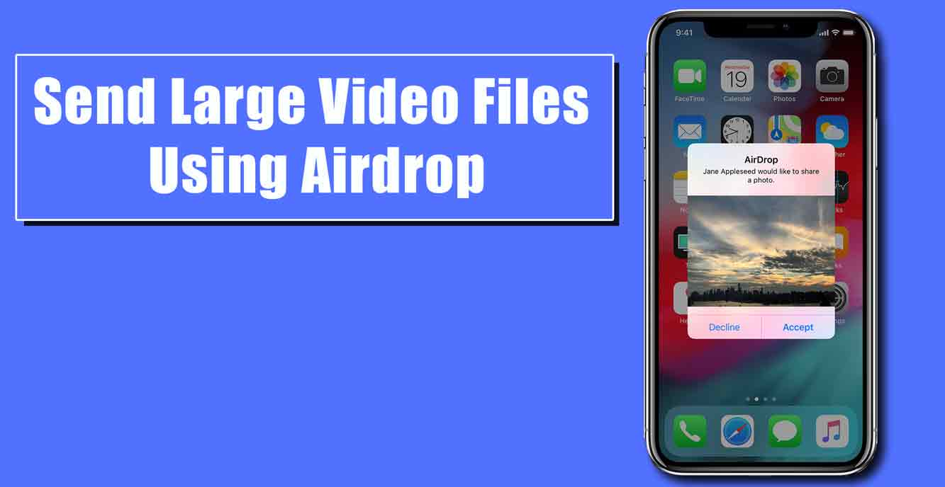 Send-Large-Video-files-from-iPhone-using-AirDrop-Cloud