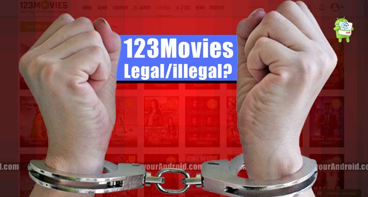 Is-123movies-legal