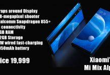 Mi Mix Alpha Price Mi Mix Alpha Specification Launch Date