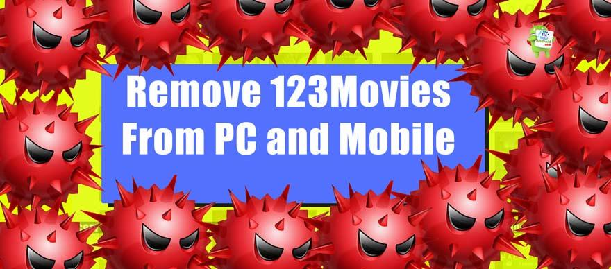 Remove 123movies virus