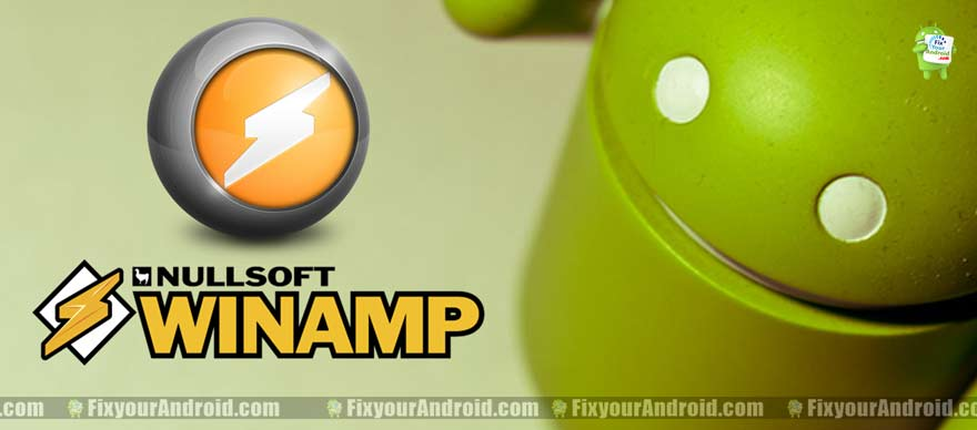 Download Winamp Android