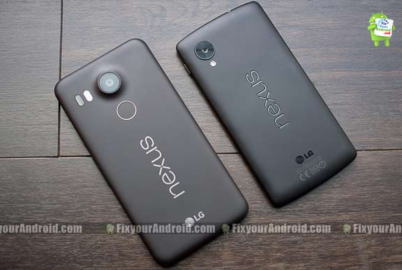 Google nexus 5 and Nexus 5x Won't turn on