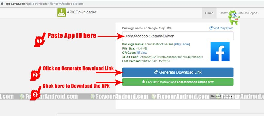 Download-App-on-PC-Using-Google-Playstore-App-ID