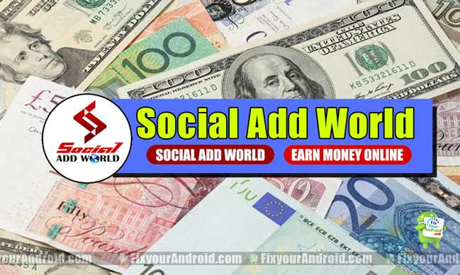 Social Add World