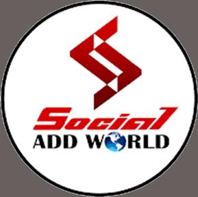 Social add world png