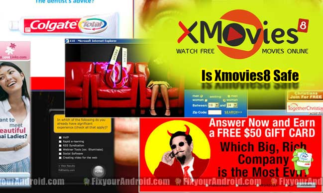 Is Xmovies8 safe