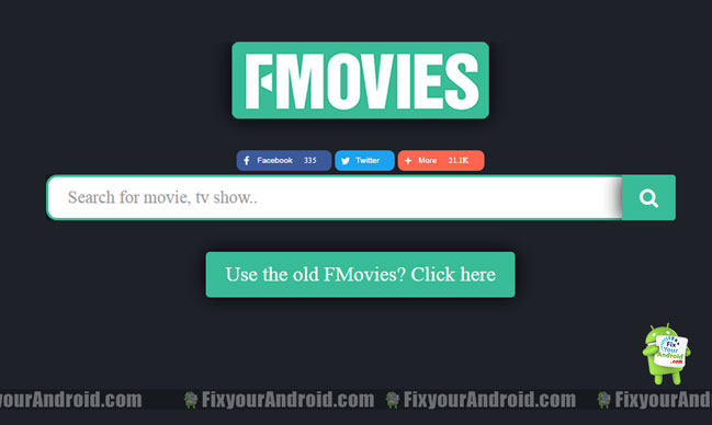 Fmovies- An online portal to watch the latest movies and Tv series