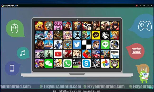 free-android-emulator-MEmu