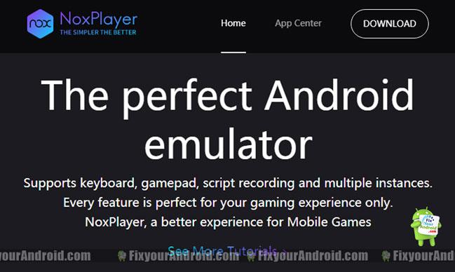 free-android-emulator-Nox-player1