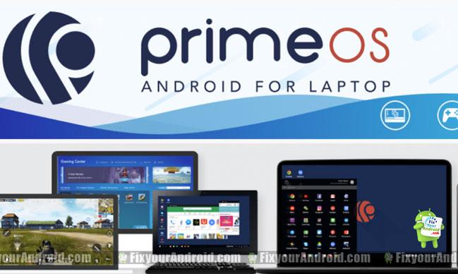 free-android-emulator-primeos