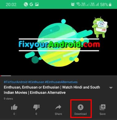 Download-Youtube-Video-mobile