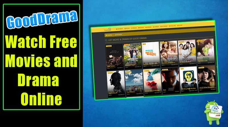 Gooddrama-watch-Drama-Shows