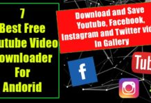 7 Best YouTube Video Downloaders For Android