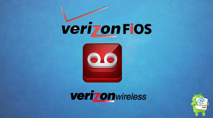 Access Verizon Voicemail on a Land Line