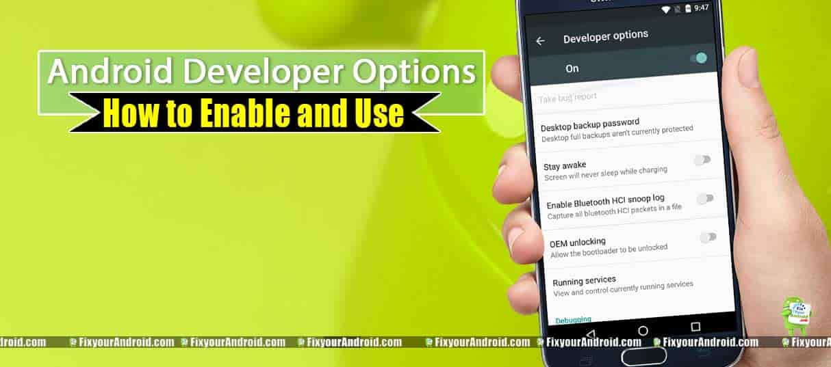 Enable-Developer-Options-and-use-it-on-Android