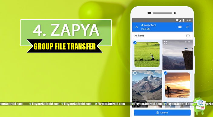 Zapya-group-file-share-app-android
