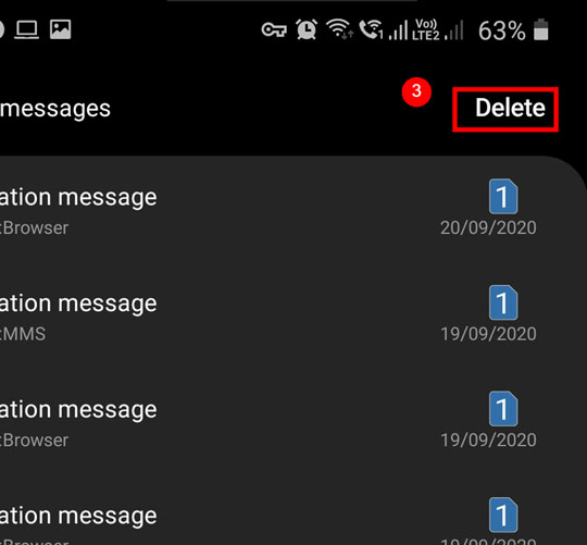 delete-Configuration-Message-ims-service
