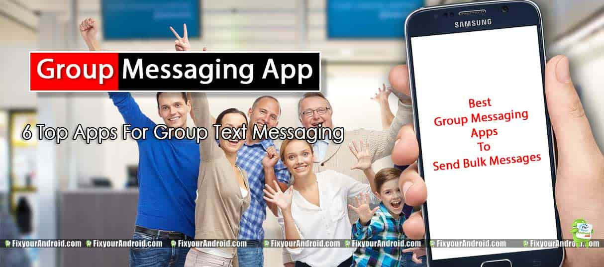 group-text-messaging-apps