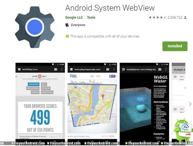 What-is-Android-system-Webview