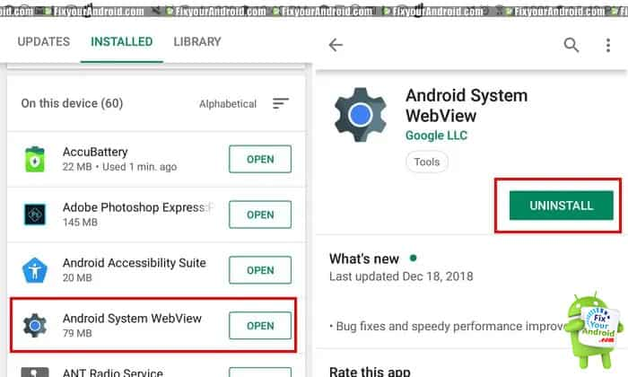 uninstall-Android-system-Webview