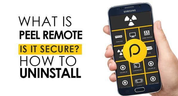 what-is-peel-remote-uninstall-peel-remote