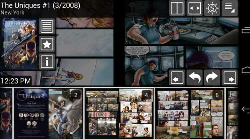 ComicRack-manga-app-android