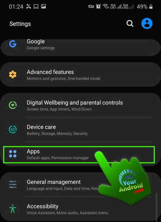 update-android-individual-app-goto-apps