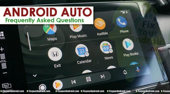 Does Android Auto Use Data? Android Auto FAQ