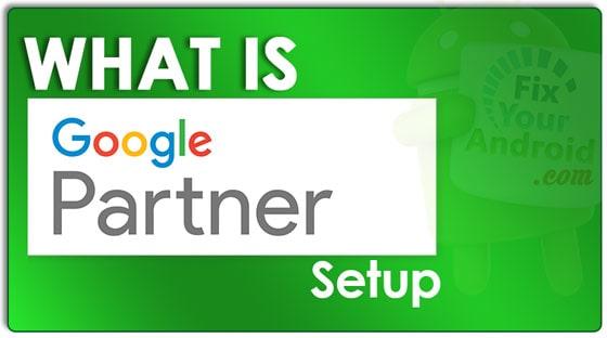 google-partner-setup