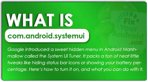 what is com.android.systemui