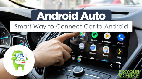 connect android auto to android phone