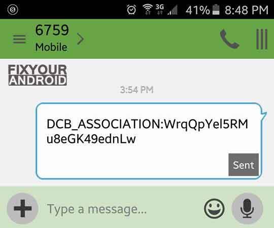 DCB_ASSOCIATION text