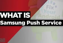 Samsung Push Service