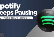 Troubleshooting Spotify keeps pausing