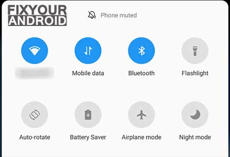 fix no sim card error enable disable airplane mode