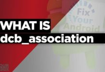 What is DCB_Association