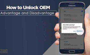 OEM unlocking android