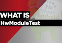 what-is-HwModuleTest-android