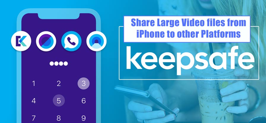 6 Methods to Send Long Videos from iPhone to Android