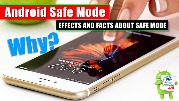 Why is my phone stuck in safe mode Archives - FixYourAndroid com